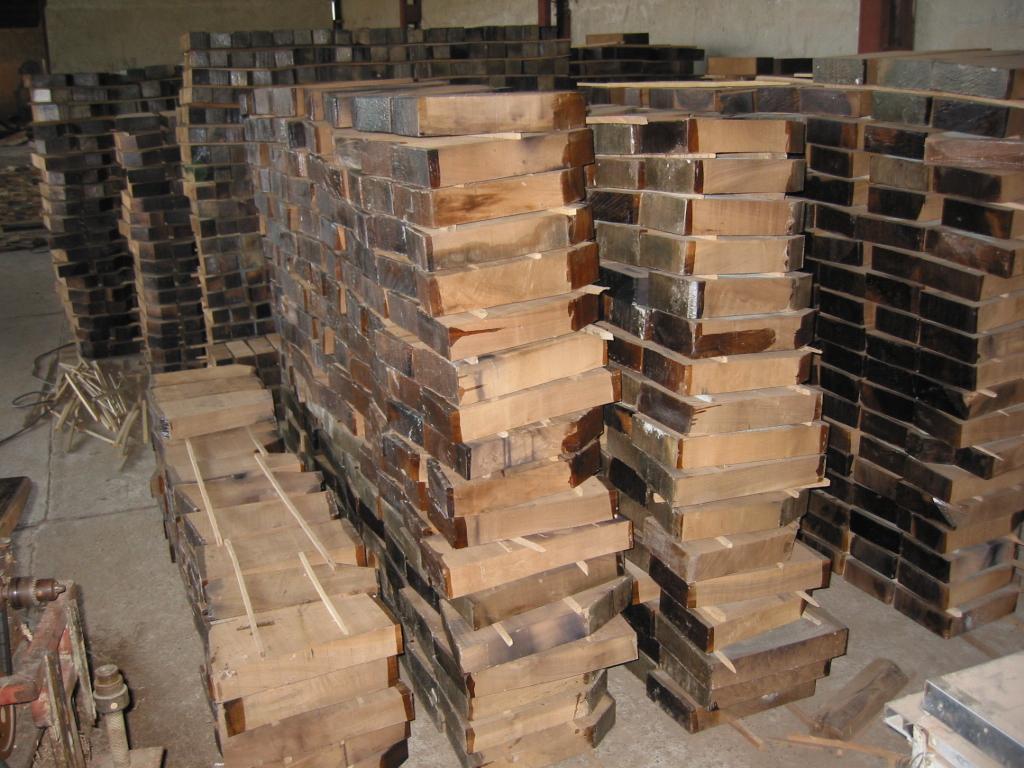 gun stock wood types
